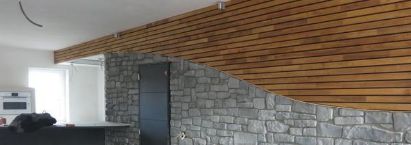 bardage interieur fabulous exposition de lambris pvc with bardage interieur amazing bardage. Black Bedroom Furniture Sets. Home Design Ideas
