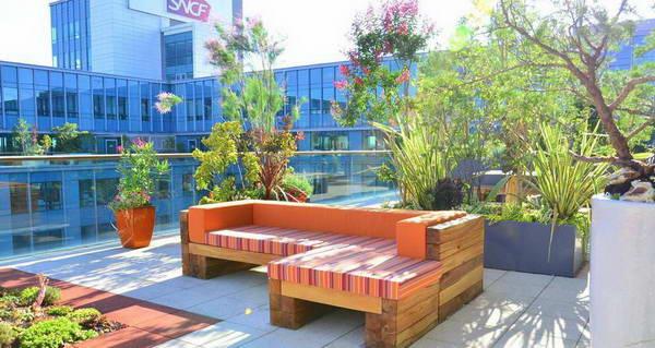 Mobilier De Jardin En Robinier Faux Acacia Salon De Jardin Prix De ...