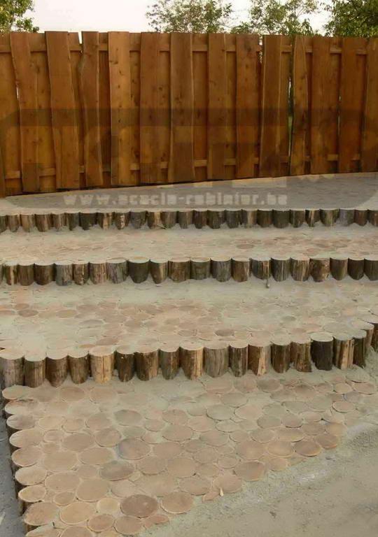 Terrasse en bois debout  7 messages