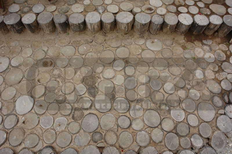 en robinier, Tarif, terrasse pavés de robinier, klinkers en bois