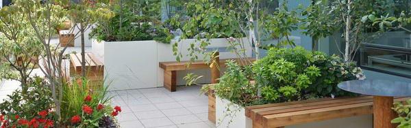 Mobilier de jardin en robinier faux acacia salon de - Mobilier jardin kettler france mulhouse ...