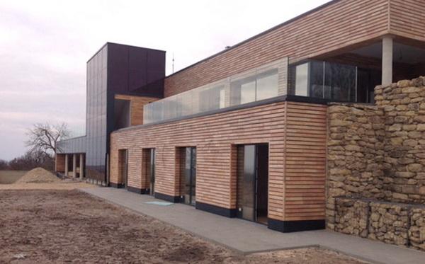 References robinier Akatz exemples de chantier acacia