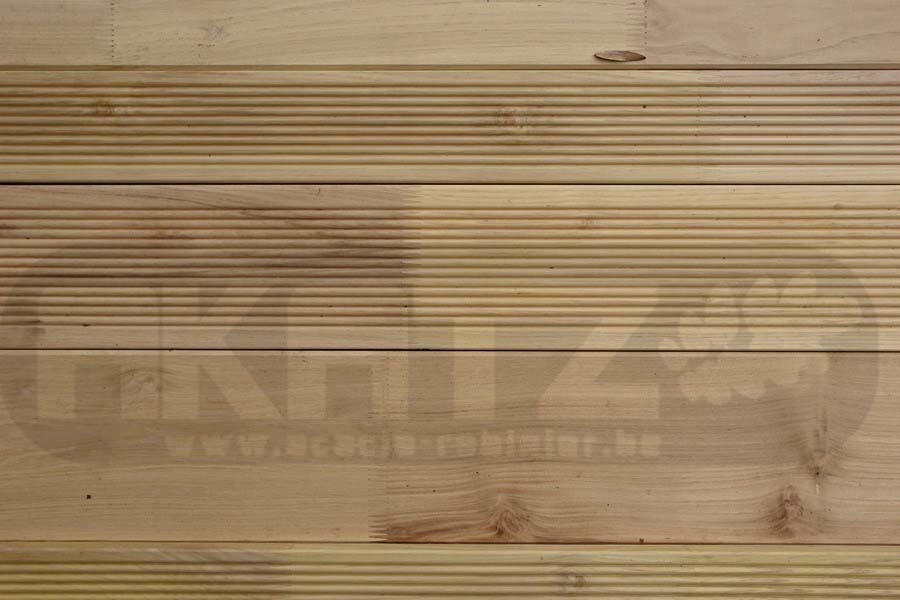 gevingerlaste robinia terrassen tarief plank terrasplanken vloerbalk kop terrasplank in. Black Bedroom Furniture Sets. Home Design Ideas